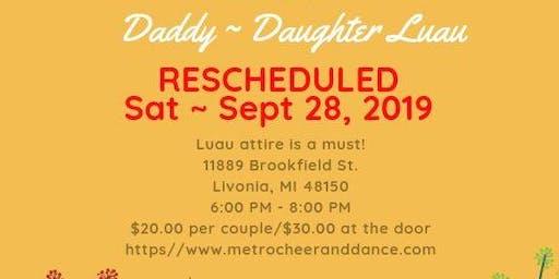 Daddy & Daughter Luau
