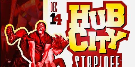 HUB CITY STEP OFF tickets