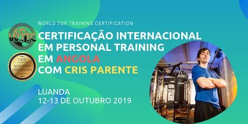 Certificação Internacional em Personal Training