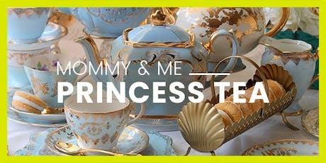 Mommy & Me Princess Tea tickets