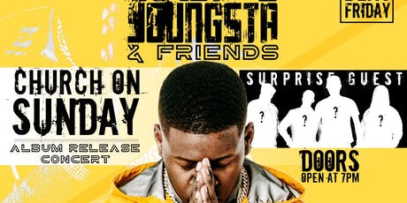 Blac Youngsta Friday tickets