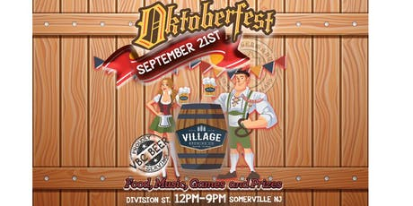 Village Brewing Co.'s First Annual Authentic Oktoberfest 2019 tickets