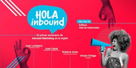 Hola Inbound tickets