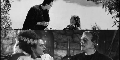 35mm double feature of James Whales's FRANKENSTEIN & BRIDE OF FRANKENSTEIN tickets