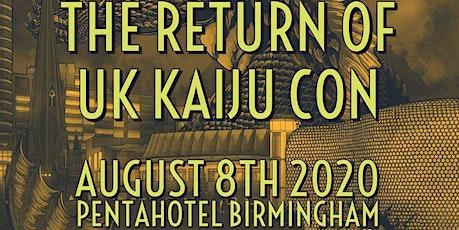 Kaiju Con 2020  tickets