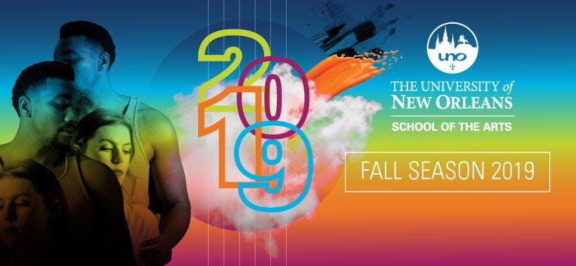 UNO School of the Arts 2019/20  SEASON PASSES