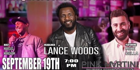 Marcus Mangham Presents A Night of Comedy at Pink Martini tickets
