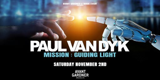 Paul van Dyk in Brooklyn | Mission Guiding Light Tour