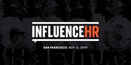 InfluenceHR 2019 tickets