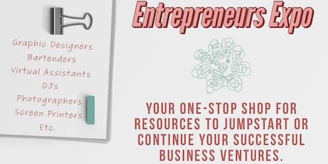 Entrepreneurs Expo tickets