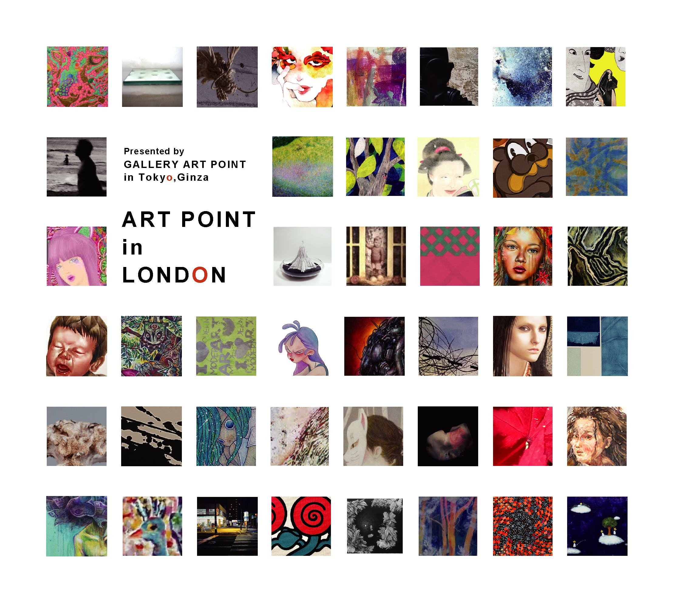ART POINT in LONDON Private View