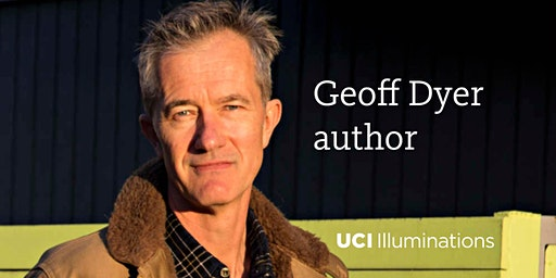 Geoff Dyer, Public Reading and Book Signing