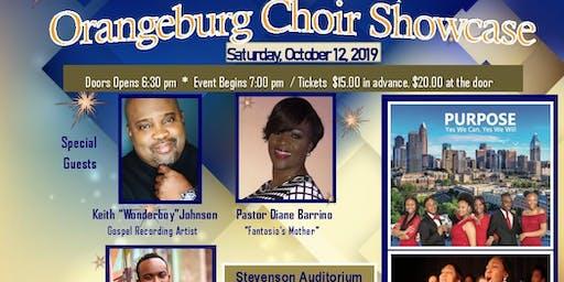Orangeburg Choir Showcase