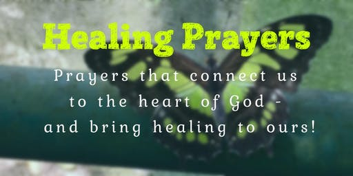 Prayers That Heal - A One Day Event