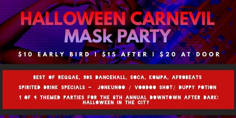 CarnEVIL Mask Party tickets