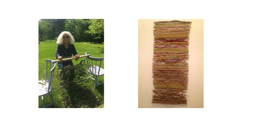 Weaving with Local & Natural Materials I