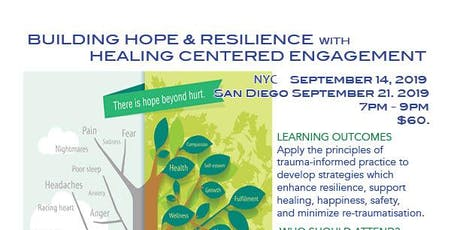 Building Hope and Resilience with Healing Centered Engagement tickets