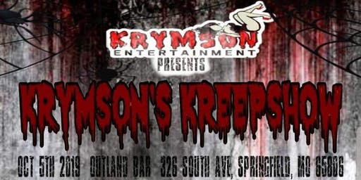 Krymson's Kreepshow