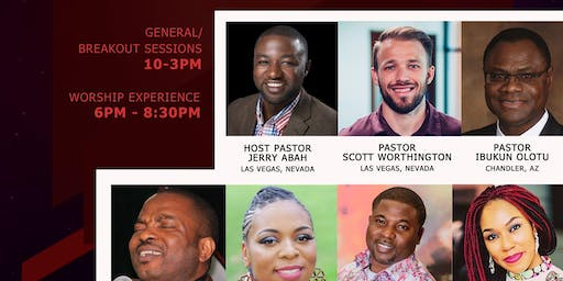 Prophetic Worship Conference