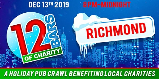 12 Bars of Charity - Richmond 2019
