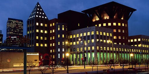 Prime Postmodern Architecture: The Denver Public Library