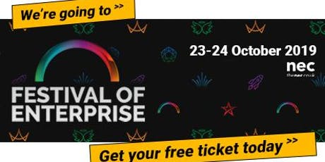 Woman Who Inspires Meet Up at the Festival of Enterprise tickets