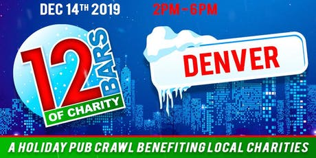 12 Bars of Charity - Denver 2019 tickets