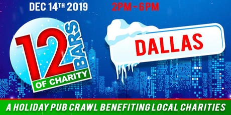 12 Bars of Charity - Dallas 2019 tickets