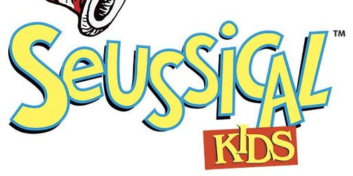 Starting Arts' production of Seussical Kids presented by SA Studio