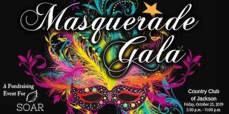 SOAR Masquerade Gala tickets