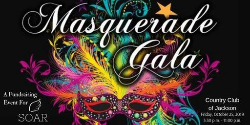 SOAR Masquerade Gala