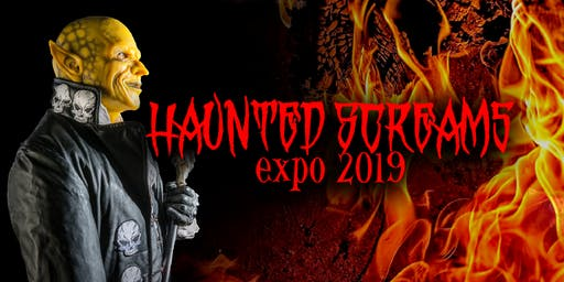 Haunted Screams Expo 2019