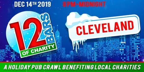 12 Bars of Charity - Cleveland 2019 tickets