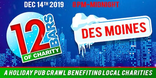 12 Bars of Charity - Des Moines 2019