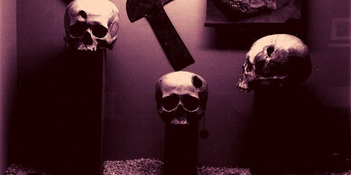 Trick or Treat? Morbid Curiosities After Hours Tour