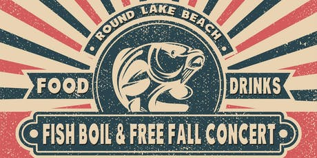 Fish Boil & FREE Fall Music Concert @ Fall Fest tickets