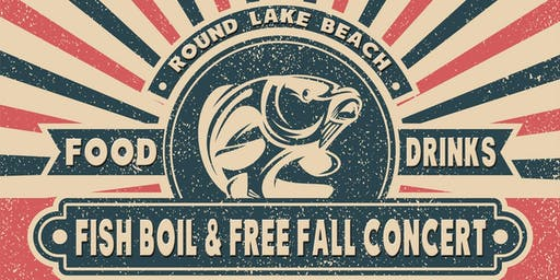 Fish Boil & FREE Fall Music Concert @ Fall Fest