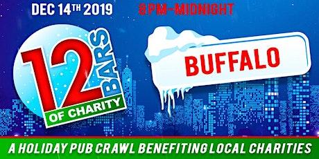 12 Bars of Charity - Buffalo 2019 tickets
