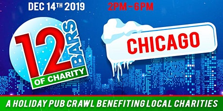 12 Bars of Charity - Chicago 2019 tickets