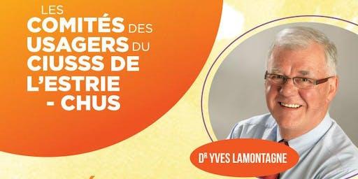 Le guide de survie du patient dans l'enfer du système de santé - Dr Yves Lamontagne