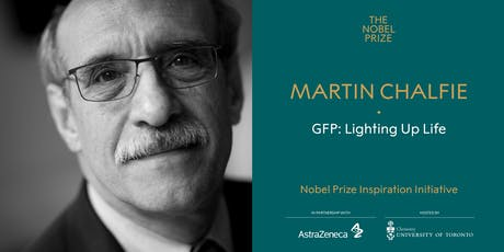 A lecture by Nobel Laureate Martin Chalfie tickets