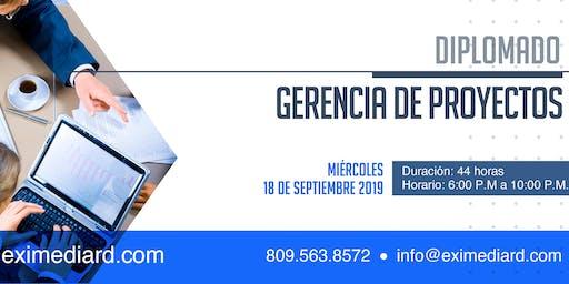 DIPLOMADO GERENCIA DE PROYECTOS