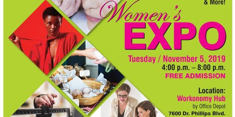 Women's Expo- Dr. Phillips tickets