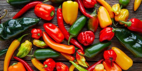 Demo: Different Types of Chilies tickets