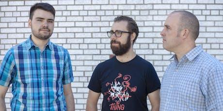 "Dan Pitt Trio - ""Fundamentally Flawed"" CD Release with SALT tickets"