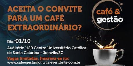 Café e Gestão Joinville ingressos
