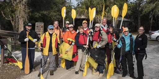 CHNEP + CHEC Paddle Cleanup