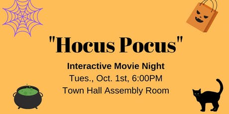 Hocus Pocus: Interactive Movie Night tickets