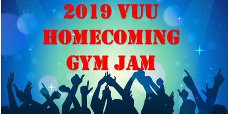 The Official 2019 Homecoming Gym Jam  tickets