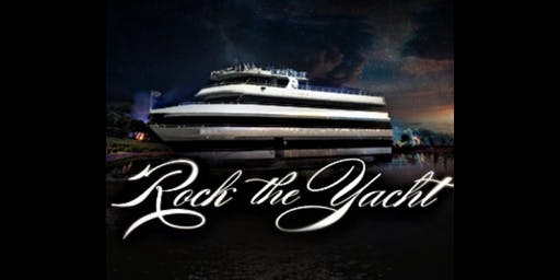ROCK THE YACHT ALL BLACK PARTY